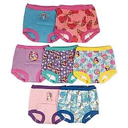 Disney® Princess 7-Pack Training Pants with Potty Chart