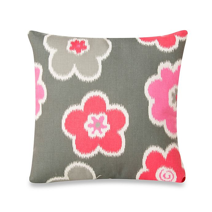 Alternate image 1 for Glenna Jean Addison Floral Pillow