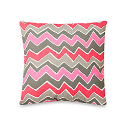 Glenna Jean Addison Zig Zag Stripe Pillow