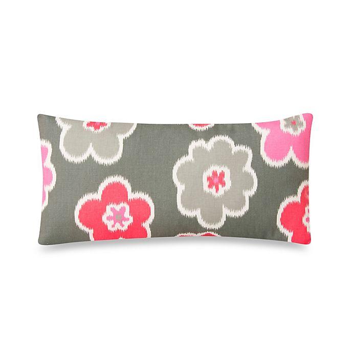 Alternate image 1 for Glenna Jean Addison Rectangle Floral Pillow