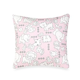 Glenna Jean Bella & Friends Print Throw Pillow