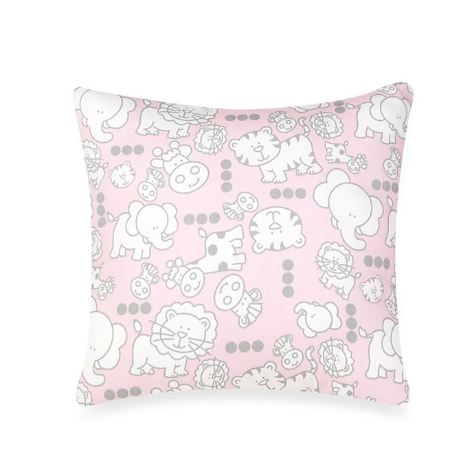 Alternate image 1 for Glenna Jean Bella & Friends Print Throw Pillow