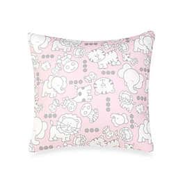 Glenna Jean Bella & Friends Print Throw Pillow