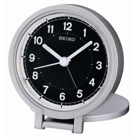 Seiko Round Travel Og Alarm Clock