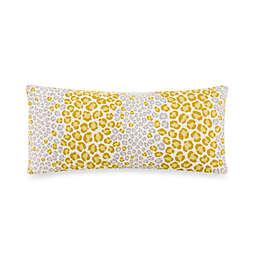 Glenna Jean Cape Town Cheetah Rectangular Throw Pillow in Green