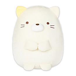 Sumikko Gurashi™ Neko White Cat Plush Toy