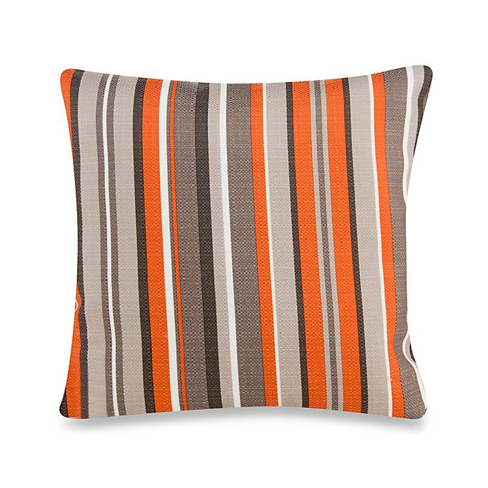 Alternate image 1 for Glenna Jean Echo Stripe Pillow
