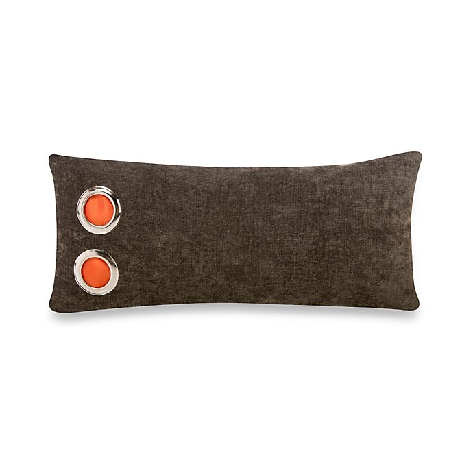 Alternate image 1 for Glenna Jean Echo Rectangle Pillow with Grommets