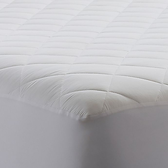 Alternate image 1 for Wamsutta® Cotton Top Waterproof Mattress Pad