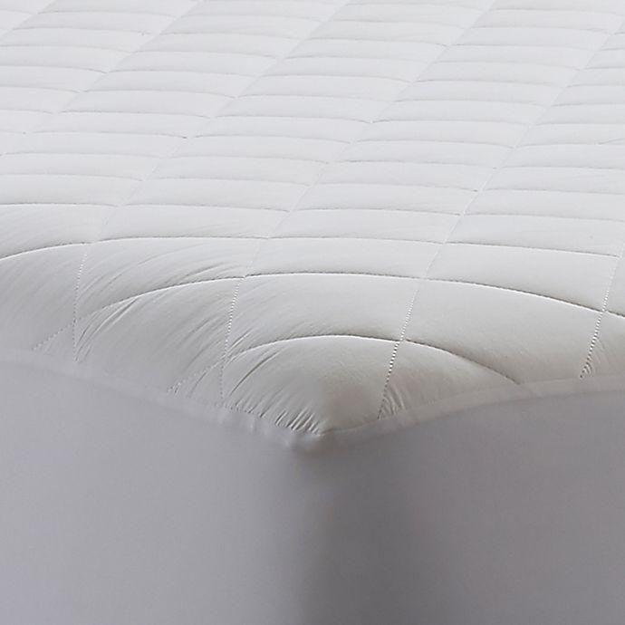 Alternate image 1 for Wamsutta® Cotton Top Mattress Pad