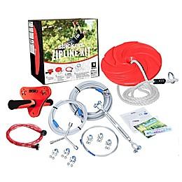 Slackers™ 90-Foot Zipline Eagle Kit with Spring Brake