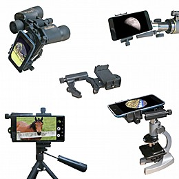Galileo® G-SPA Smartphone Adapter in Black
