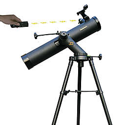 Cassini 800mm x 80mm Telescope in Black with Remote Focus & Phone Adapter Kit