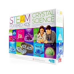4M Deluxe Crystal Growing Combo Kit