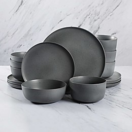 Artisanal Kitchen Supply® Soto Reactive Glaze Dinnerware Collection in Ash