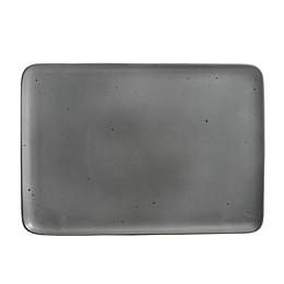 Artisanal Kitchen Supply® Soto 14-Inch Rectangular Platter in Ash