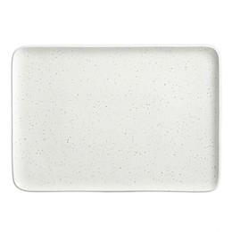 Artisanal Kitchen Supply® Soto 14-Inch Rectangular Platter in Cloud