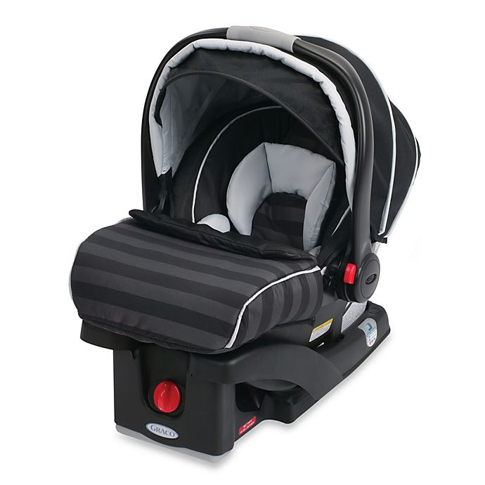 Alternate image 1 for Graco® SnugRide® Click Connect™ 35 Infant Car Seat in Rockweave™