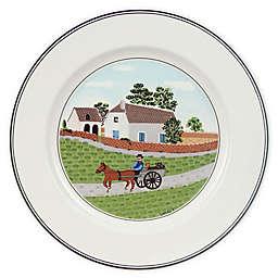 Villeroy & Boch Design Naif Going to Market Dinner Plate