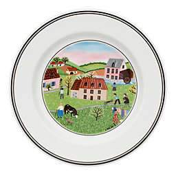 Villeroy & Boch Design Naif Spring Morning Bread and Butter Plate