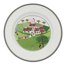 Villeroy & Boch Design Naif Wedding Procession Bread and Butter Plate