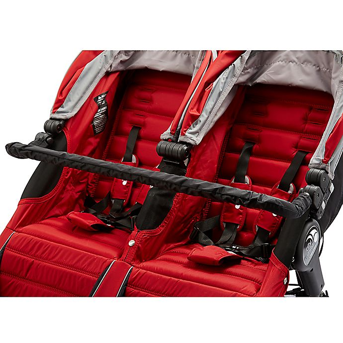 Alternate image 1 for Baby Jogger® Double Belly Bar for Summit X3 Double Stroller