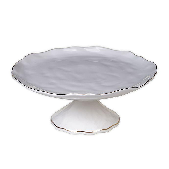 Alternate image 1 for Certified International Elegance Cake Stand