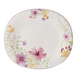 Villeroy & Boch Mariefleur 9.85-Inch Oblong Dinner Plate