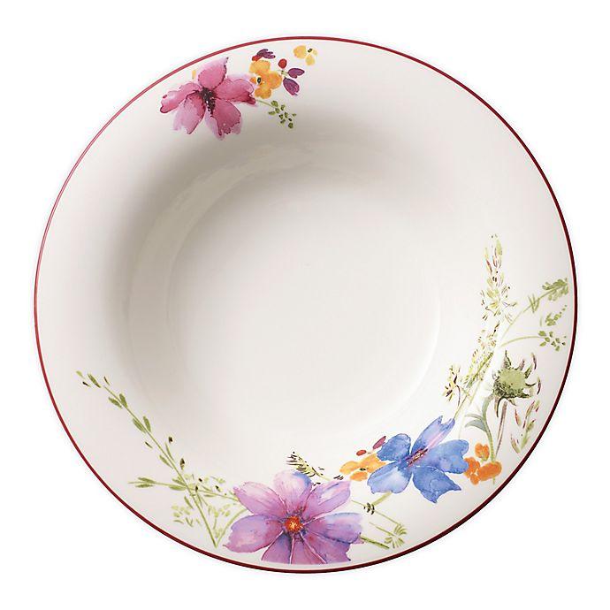 Alternate image 1 for Villeroy & Boch Mariefleur Basic 13.5 oz. Soup Bowl
