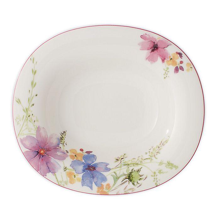 Alternate image 1 for Villeroy & Boch Mariefleur Basic 16.75 oz. Soup Bowl