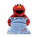 Peek-A-Boo Elmo Plush Doll