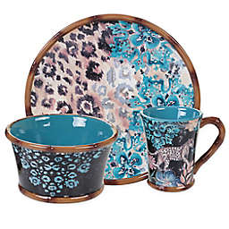 Certified International Exotic Jungle Dinnerware Collection