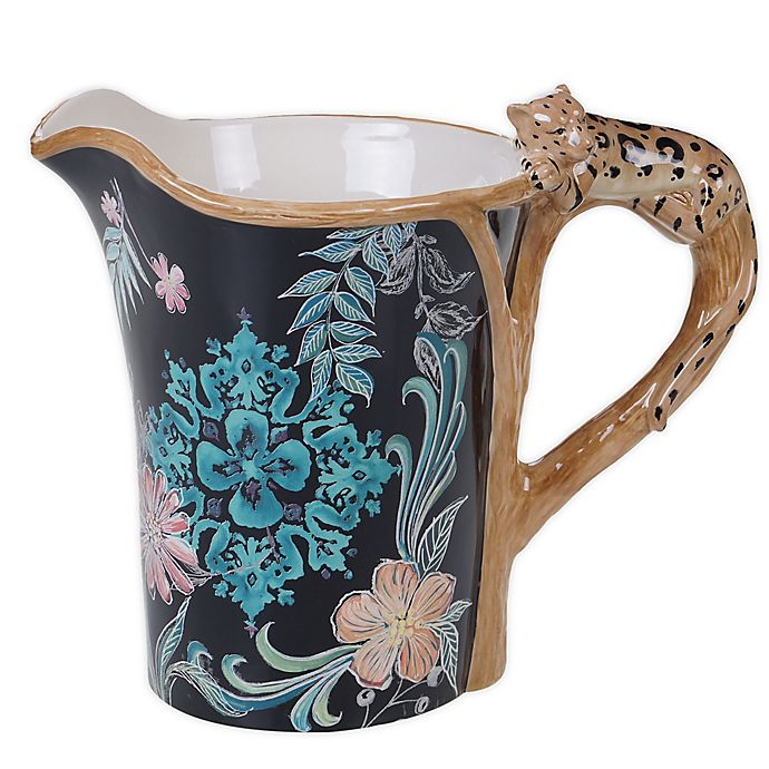 Alternate image 1 for Certified International Exotic Jungle Pitcher