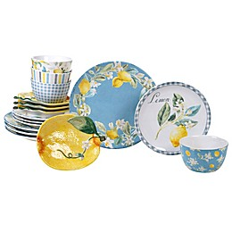 Certified International Citron Dinnerware Collection