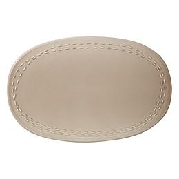 Villeroy & Boch It's My Moment Oval Plate in Almond