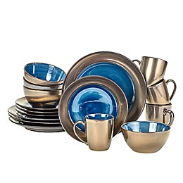Over and Back® Burst 16-Piece Dinnerware Set