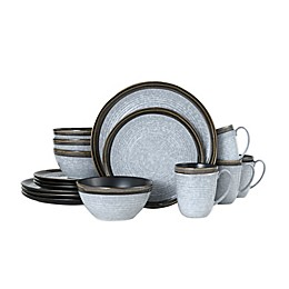 Mikasa® Willa 16-Piece Dinnerware Set in Brown
