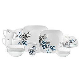 Corelle® Kyoto Night 30-Piece Dinnerware Set