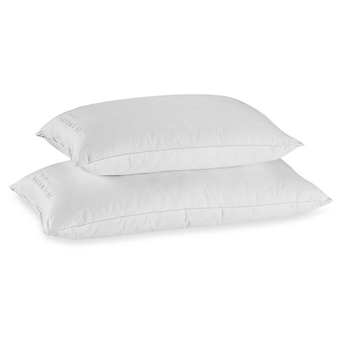 Alternate image 1 for Wamsutta® Dream Zone® Down Alternative Back/Stomach Sleeper Bed Pillow