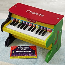 Melissa & Doug® Personalized Learn to Play Piano