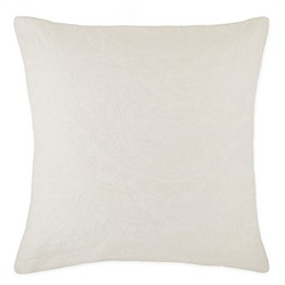 Wamsutta® Dawson European Pillow Sham in Cream