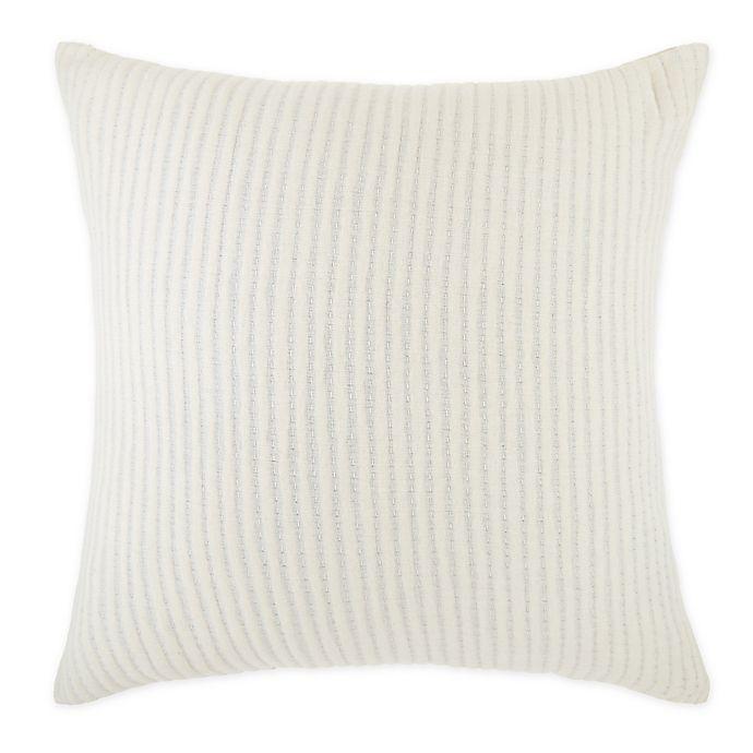 Alternate image 1 for Wamsutta® Knightsbridge European Pillow Sham in Slate