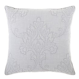 Wamsutta® Knightsbridge Square Throw Pillow in Slate