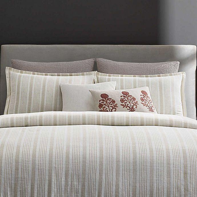 Alternate image 1 for Wamsutta® Yorkton Oblong Throw Pillow in Oatmeal