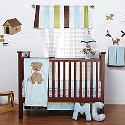 One Grace Place Puppy Pal Crib Bedding Collection