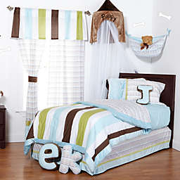 One Grace Place Puppy Pal Twin Comforter Set