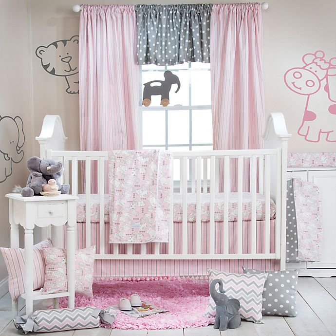 Alternate image 1 for Glenna Jean Bella & Friends 3-Piece Crib Bedding Set