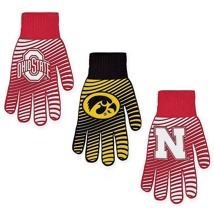 Alternate image 1 for Collegiate BBQ Glove Collection