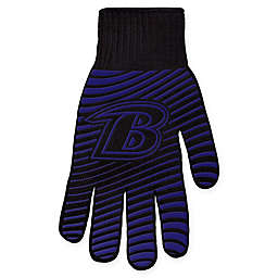 NFL Baltimore Ravens BBQ Glove