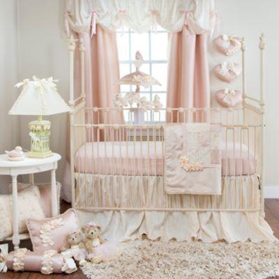 Glenna Jean Ribbons Amp Roses Crib Bedding Collection